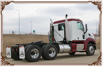 Peterbilt Daycab Conversion from Prairie Tech