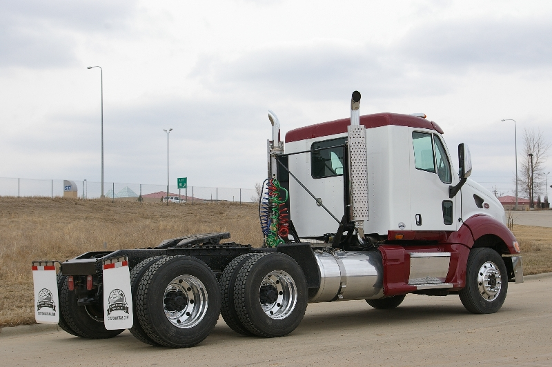 Prairie Tech - Peterbilt Day Cab Conversions