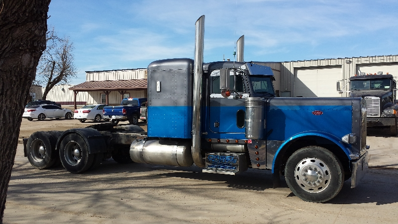 kenworth pickup conversion kit - 800×450