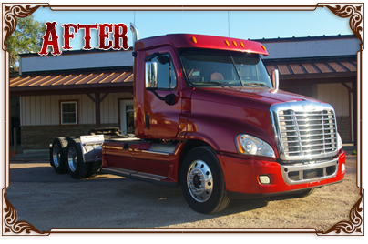 Prairie Technology Daycab Conversions for Peterbilt, Kenworth, International, Freightliner and more!