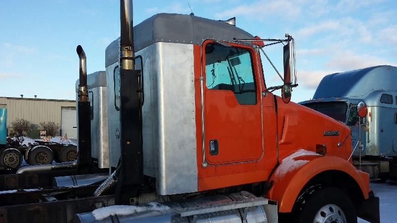 Prairie Tech Kenworth Day Cab Conversions
